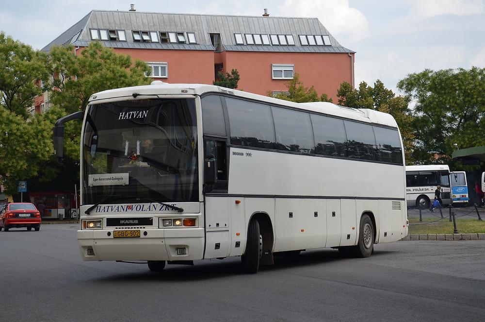 Társa a GBG-902 (1996, Csepel alváz, Cummins motor). Foto: Aron_son