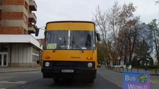 Romániai buszos pillanatképek