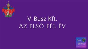 V-Busz Kft. | Az első fél év