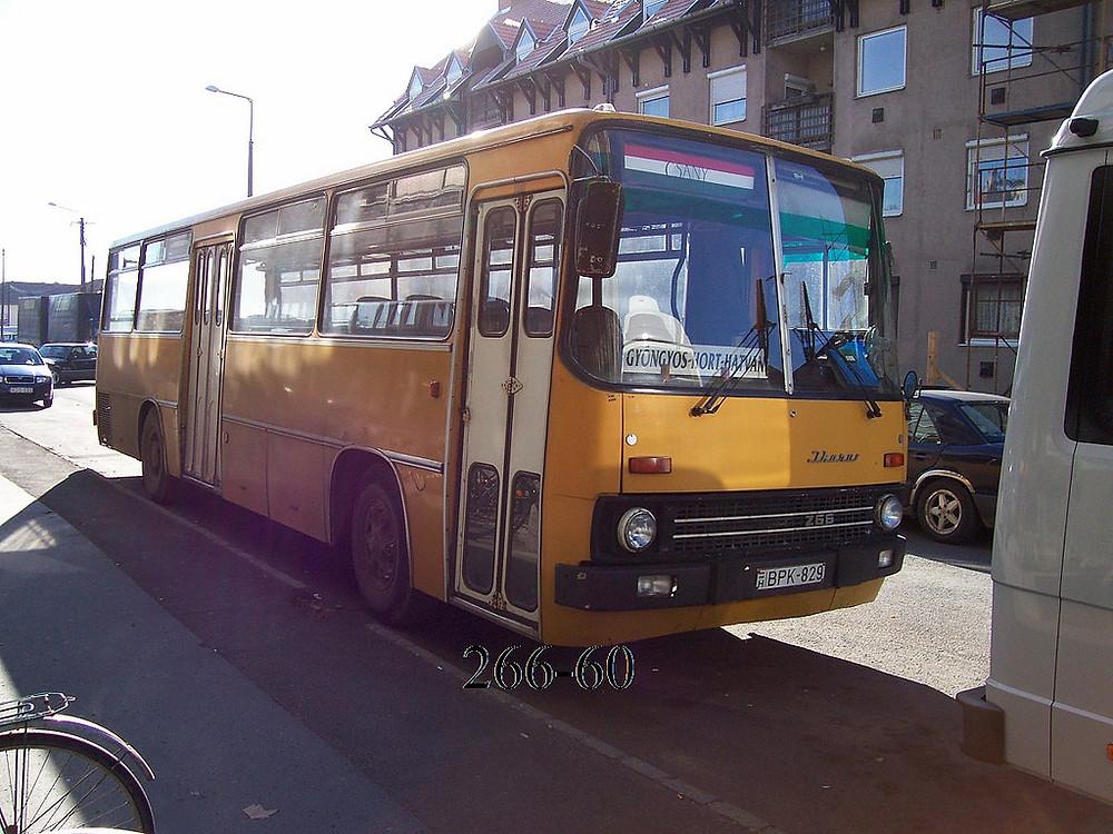 BPK-829 (1987). Fotó: 266-60