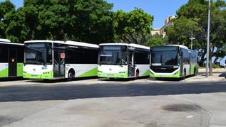 Málta buszai a XXI. században