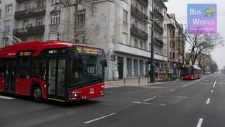 Negyedik generációs Solaris Trollinók Budapesten