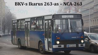 Ikarus 263.10   NCA-263