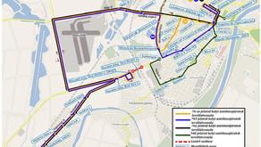 Szeged helyi gyorsjáratainak története