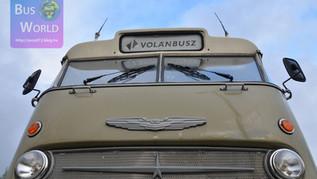 A Volánbusz Farosa | VOL-066
