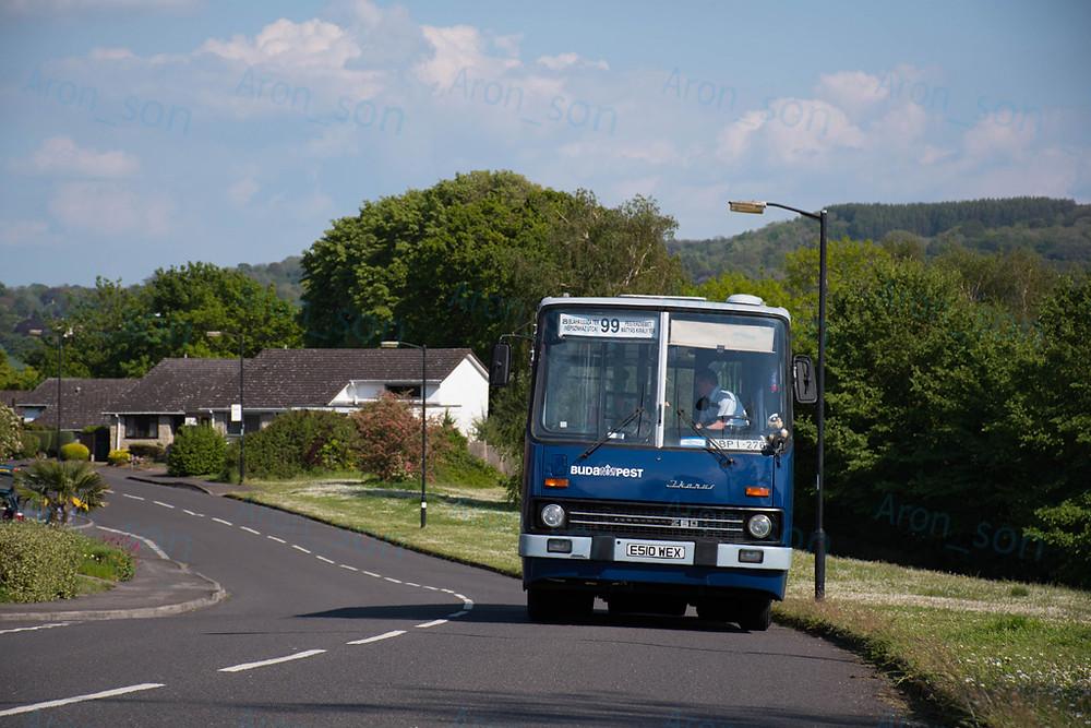Meg kell járatni rendszeresen a buszokat, így a 260-ast is.