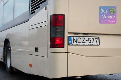 Volvo 7000 oktatóbusz | NCZ-577