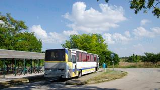 Baracska helyi járat