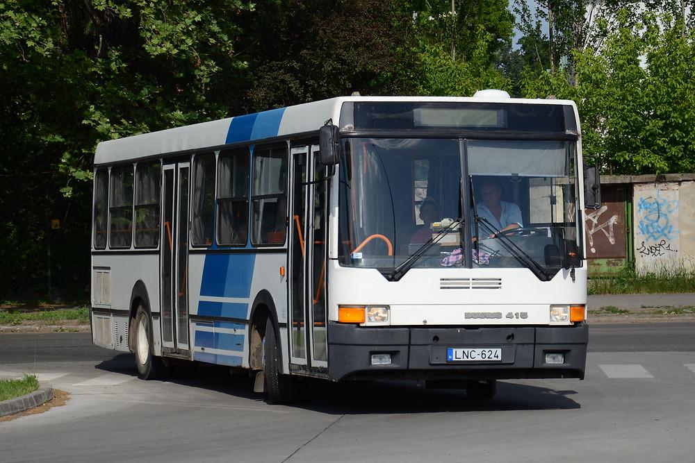 Az LNC-624 a Jászkun Volántól származik. Foto:Aron_son