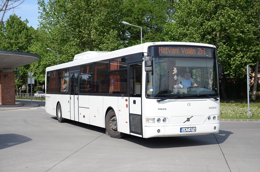 A másodikként beszerzett Alfabusz Regio, az LKT-674 (2008) Fotó:Aron_son
