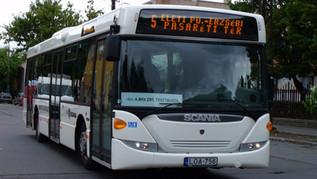 Scania OmniCity teszt   BKV Zrt.