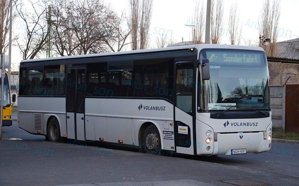 Hobusz Eurotravel Kft. Renault Arese Cegléden.