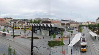 A felújított Széll Kálmán tér képekben