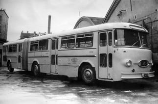 Csuklós autóbuszok a vidéki közlekedésben az IK 280-asok előtt | 4. rész