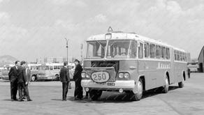 Csuklós autóbuszok a vidéki közlekedésben az IK 280-asok előtt | 3. rész