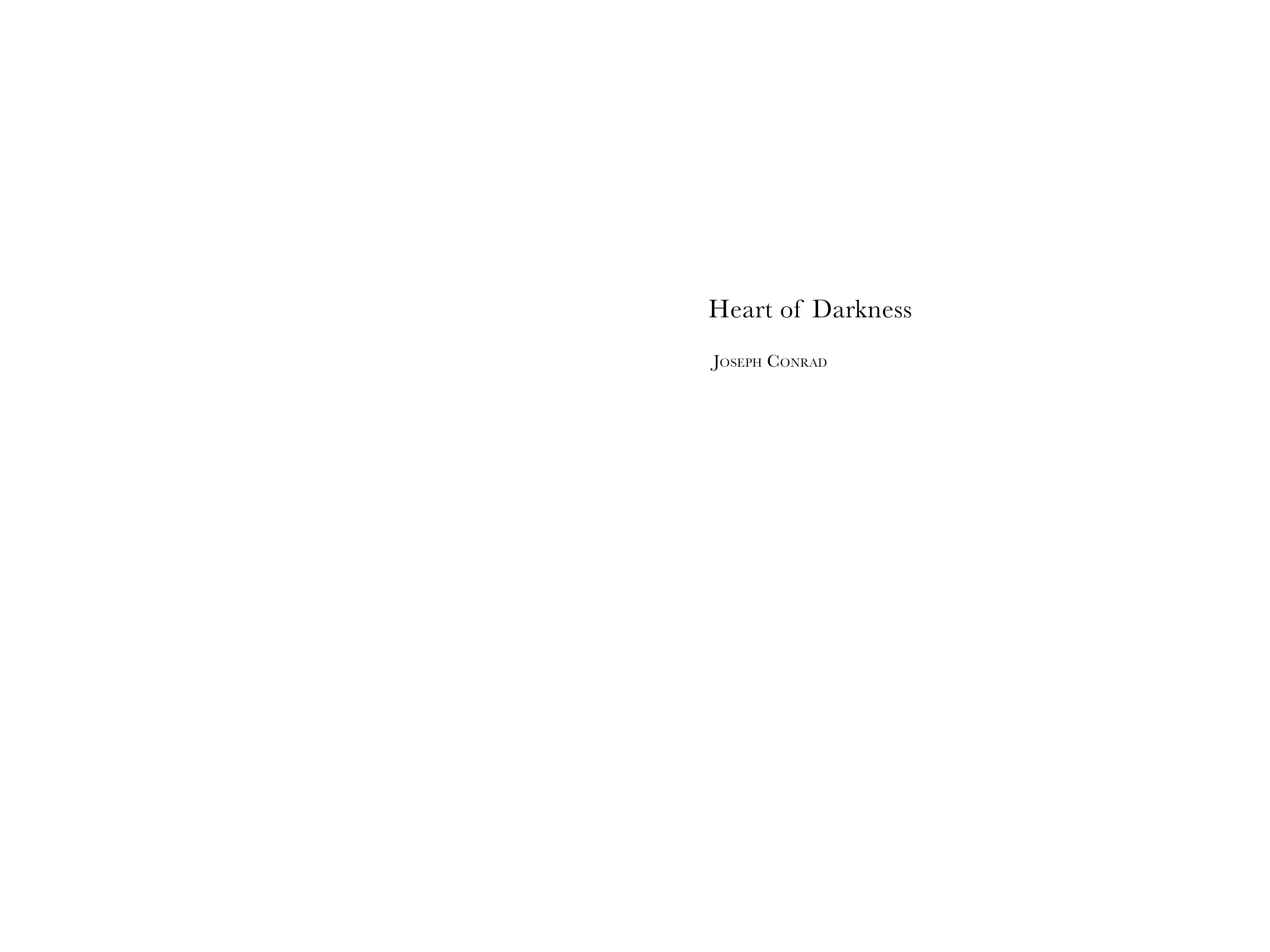 Heart of Darkness (spread 2)