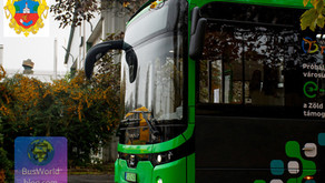 Zöld Busz Program | Nyíregyháza | Ebusco 2.2