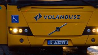 Volvo 8700LE EEV utasteszt