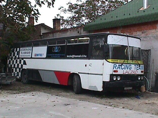 BOV-235-ös 255-ös. Fotó: busztipusok.hu