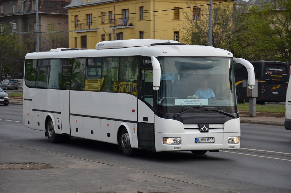 Az LVN-693 (IC12, 2011) már a modernizált homlokfallal érkezett. Fotó: Aron_son