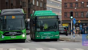 Volvo 7900 EA   Nobina Malmö