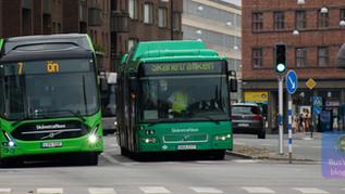 Volvo 7900 EA | Nobina Malmö