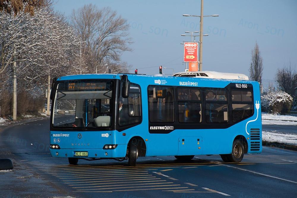 C68e visszafordulás a Bécsi/Vörösvárin.