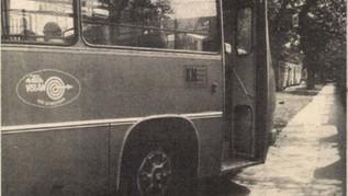 Az egri városi buszközlekedés története | 5/2. rész