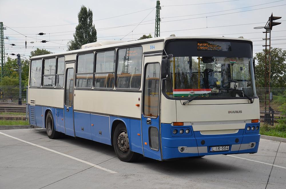 A LIR-564 (2000) új korában HFF-916 volt. Foto:Aron_son
