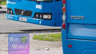 2 darab genfi Volvo | BKV Zrt.