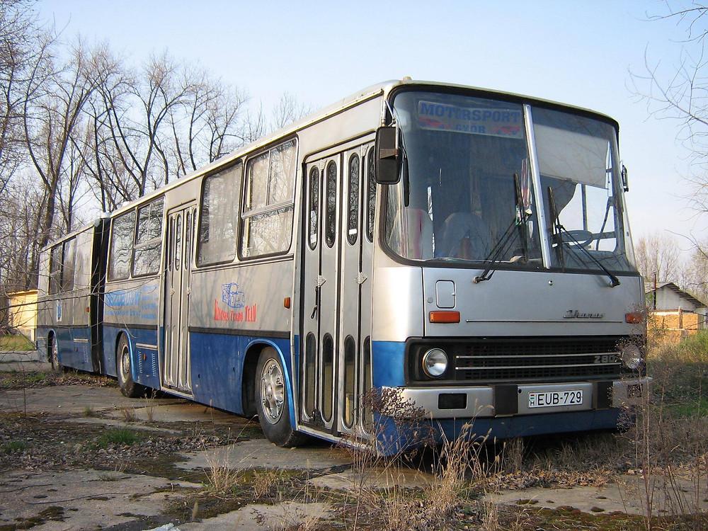 EUB-729 2007-ben. Fotó: Budai Barnabás.