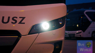 Neoplan Tourliner teszt