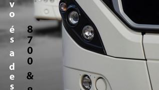 Volvo és a design | 8700 & 8900