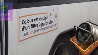 Kipufogódobok városi és elővárosi buszokban | Euro VI dízel