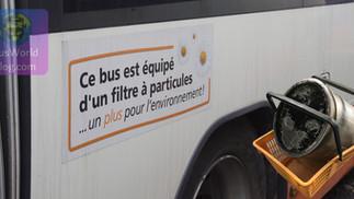 Kipufogódobok városi és elővárosi buszokban   Euro VI dízel