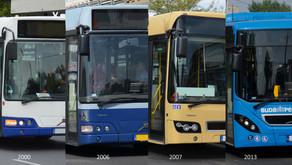 Volvo és a design | 7000/7700/7900