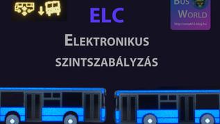 ELC / ECAS | Elektronikus szintszabályzás