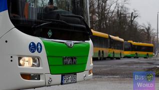 Nyíregyháza új földgázüzemű buszai