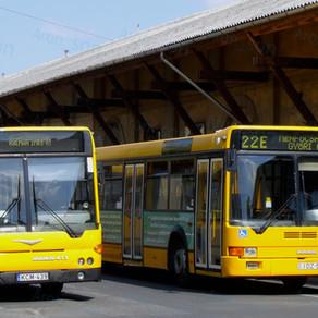 Ikarus 400 facelift '98