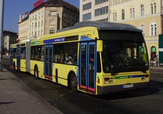 32 darab használt Van Hool AG300-as | BKV Zrt.