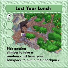 Lost Your Lunch