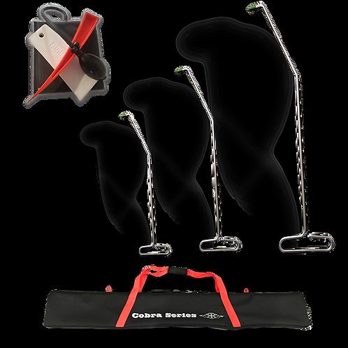 Cobra Series XR & Lockout Bag Combo - TAX EXEMPT