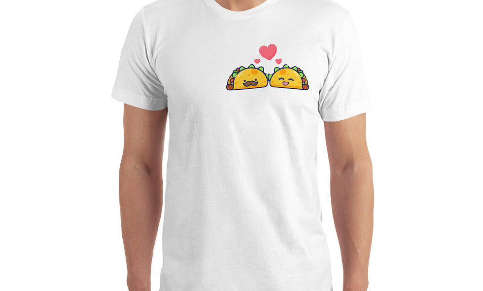 Taco Love T-Shirt - Crunchy Tacos -  Happy Tacos