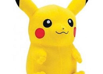 """Pikachu Pokemon Plush 9"""""""