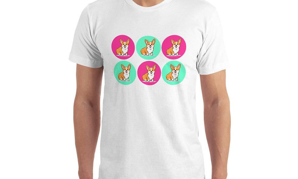 Corgi Party T-Shirt - Corgi Dogs