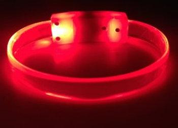 Light Up Flashing Wristband