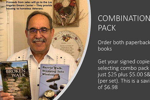 Special Pricing for Buying Both Soft Covers