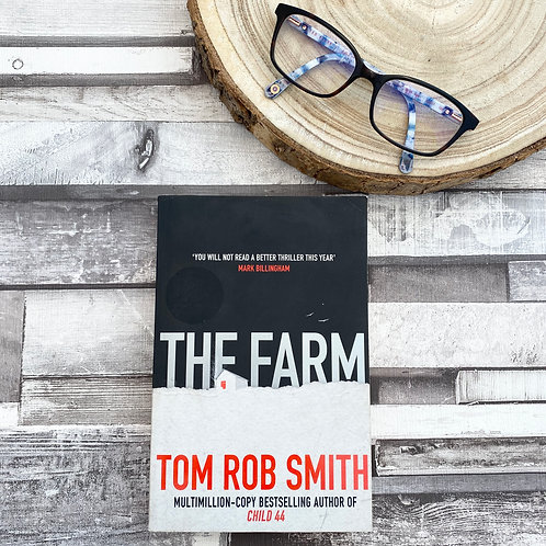 The Farm - Tom Rob Smith
