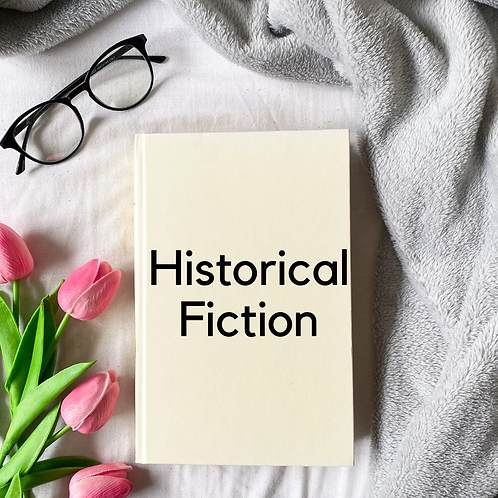 Mystery Book - Historical Fiction