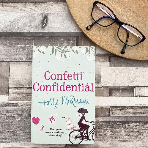 Confetti Confidential - Holly McQueen
